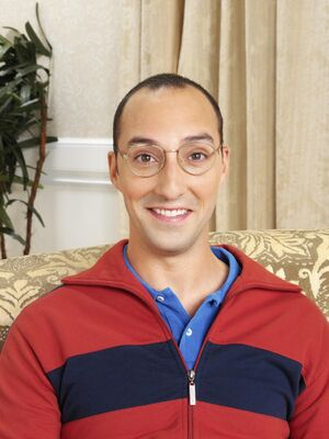 Season 3 Character Promos - Buster Bluth 01
