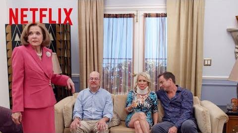 Arrested Development Family of the Year Netflix