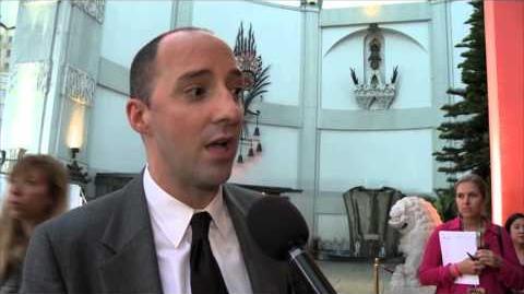 Arrested Development Season 4 Tony Hale Premiere Interview