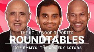 THR's Full Comedy Actor Roundtable Aziz Ansari, Jeffrey Tambor, Tony Hale, & More!