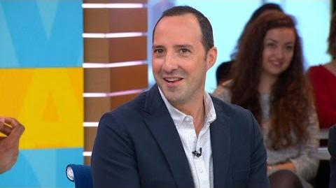 Tony Hale opens up about 'Veep' and impersonates Liza Minnelli