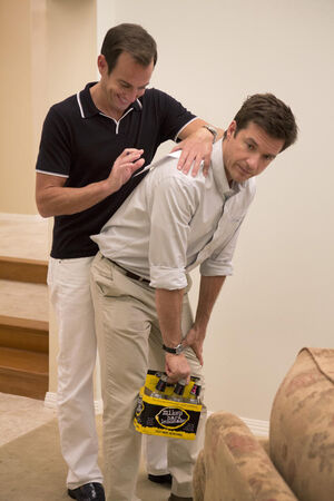 4x11 - G.O.B. and Michael Bluth 01