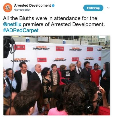 File:2013 Netflix S4 Premiere (arresteddev) - Arrested Development Cast 01.jpg