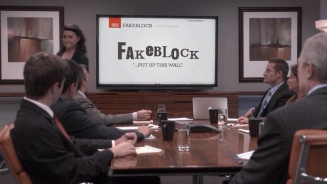 4x12 FakeBlock