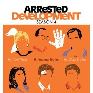 Region 1 Season 4 DVD artwork by fan contest winner Chad Malone