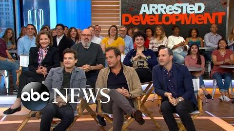 The cast of 'Arrested Development' dishes on Season 5
