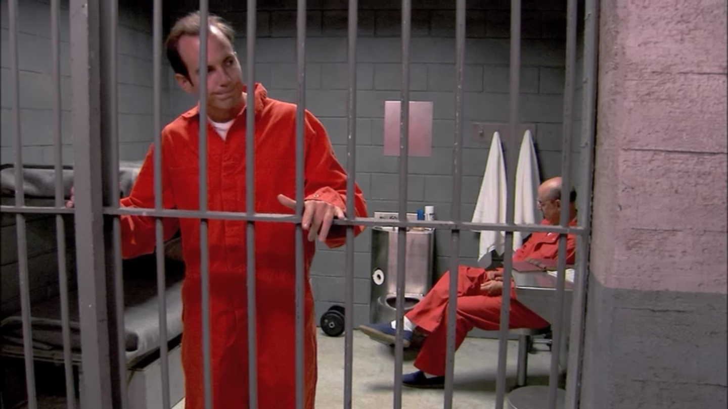Orange County Prison | Arrested Development Wiki | FANDOM