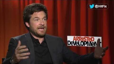 Arrested Development - Jason Bateman Interview