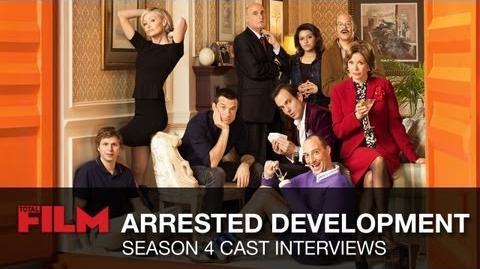 Arrested Development Season 4 Cast Interviews
