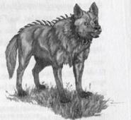 Blood Wolf