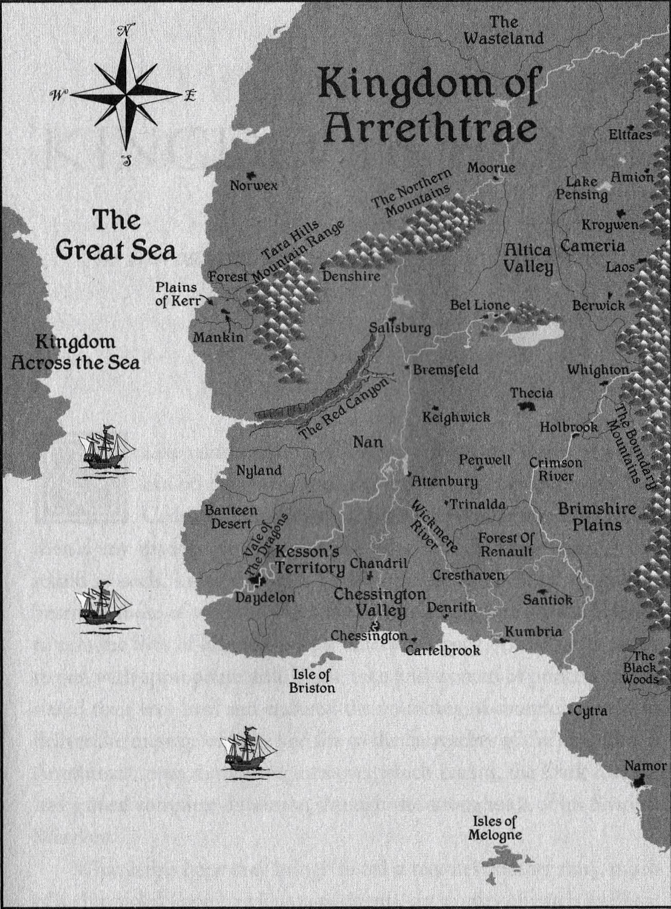 Arrethtrae arrethtrae series wiki fandom powered by wikia the kingdom of arrethtrae sciox Gallery
