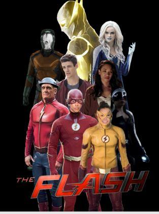 The Flash Season 6 | Arrow Fanon Wiki | FANDOM powered by Wikia