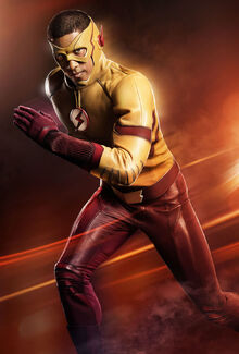 Wally West - Kid Flash