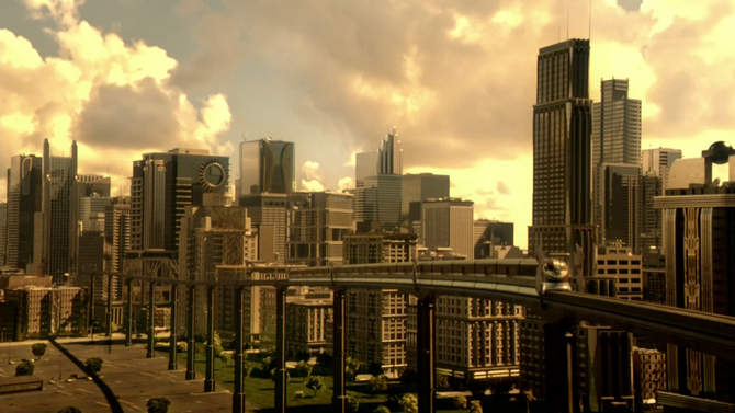 Central City (Earth-2)