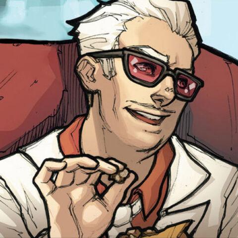 Dragos Ibanescu dans les comics