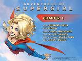 Chapitre 1 (Supergirl)