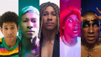 Keiynan Lonsdale - Rainbow Dragon (Official Music Video)