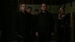 Diaz' army with Cayden James