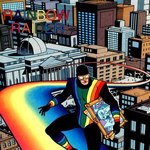 Roy Bivolo dans les comics.