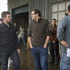 Crossover Arrow/Flash (épisode 7 - Flash)