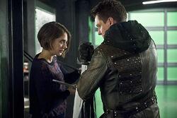 11.Arrow.Eleven-Fifty-Nine.thea et Malcolm
