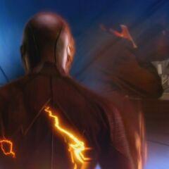 Barry en prison dans le futur?
