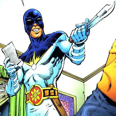 Drawf Star dans les comics
