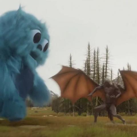 Les Légendes s'inspire de Beebo pour créer leur arme contre Mallus.