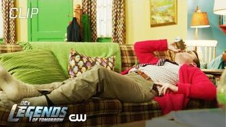 DC's Legends of Tomorrow Mr. Parker After 5 The CW