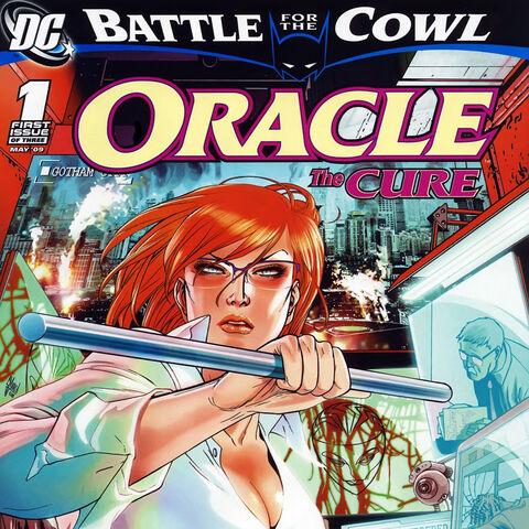 Oracle dans les comics.