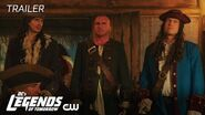 DC's Legends of Tomorrow The Curse of the Earth Totem Trailer The CW