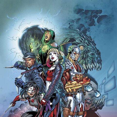 Dans les Comics (Rebirth)