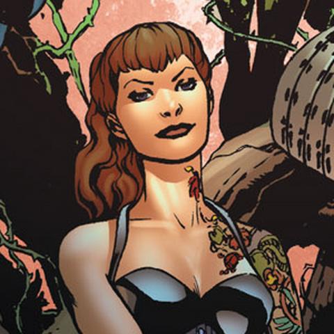 Evelyn Crawford dans les Comics