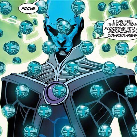 brainstorm dans les bandes-dessinées