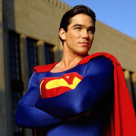 Clark Kent/Superman dans Lois et Clark les nouvelles aventures de Superman