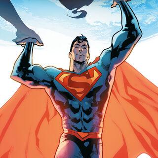 Clark Kent dans les comics.