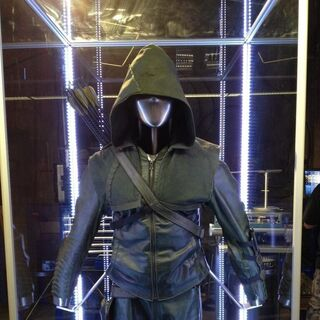 Costume d'Arrow