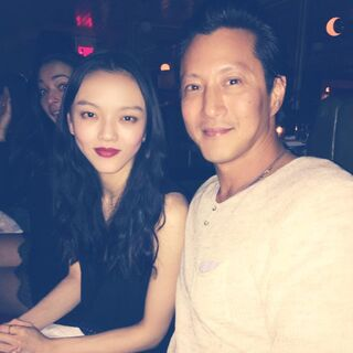 Avec Will Yun Lee