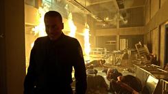 Diaz sets the prison on fire