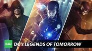DC's Legends of Tomorrow - Hero Evolution Trailer HD VOSTFR
