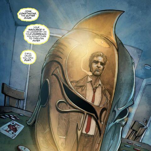 le casque dans les comics
