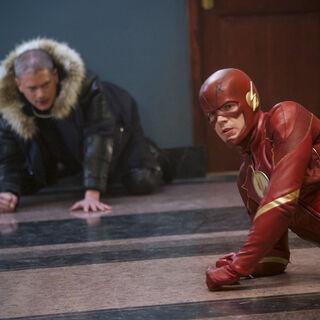 Barry et Leo au <a href=