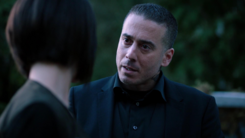Diaz tells Laurel that he'll have an empire when he joins the Quadrant