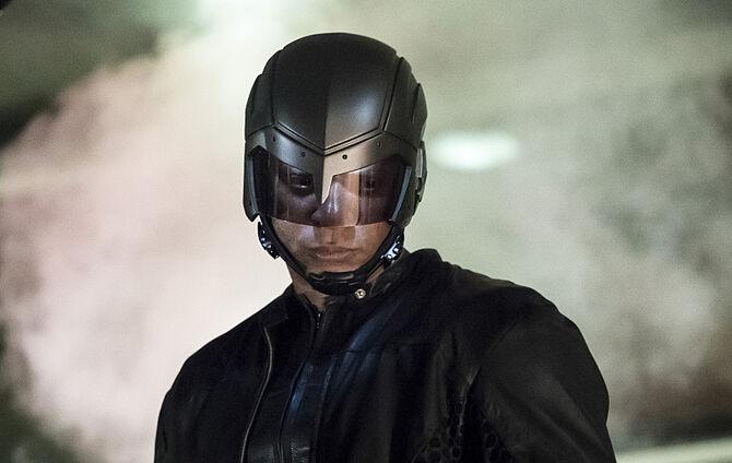 11.Arrow-So it begins Spartan
