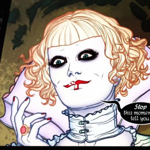 Alice dans les comics.
