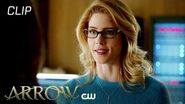 Arrow Inheritance Scene The CW