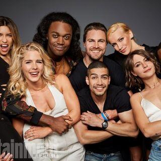 Le cast au Comic Con de San Diego 2017