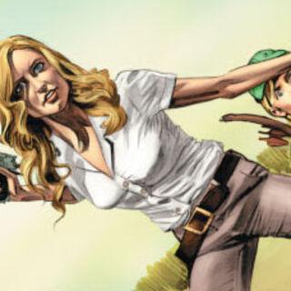 Moira Queen dans les comics