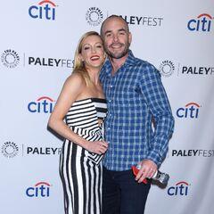 Avec Katie au PaleyFest (14/03/15)