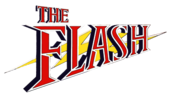 The Flash 1990 logo